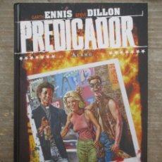 Cómics: PREDICADOR - ALAMO - GARTH ENNIS Y STEVE DILLON - VERTIGO / ECC / PLANETA. Lote 173806884