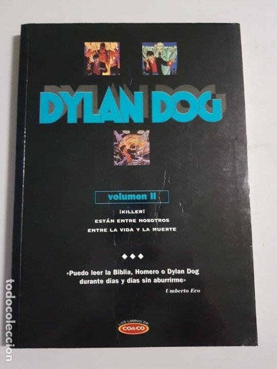 DYLAN DOG VOLUMEN II TAPA CARTONE TOMO ESTADO NORMAL MAS ARTICULOS NEGOCIABLE (Tebeos y Comics - Comics otras Editoriales Actuales)