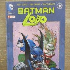 Cómics: BATMAN / LOBO - OTROS MUNDO - ALAN GRANT - NEIL GAIMAN - SIMON BISLEY - DC COMICS - ECC. Lote 173836635