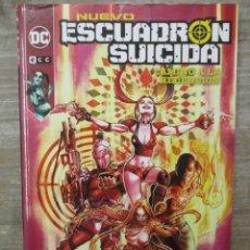 Cómics: NUEVO ESCUADRON SUICIDA - CAMINO A LA REDENCION - DC COMICS - ECC. Lote 173840087