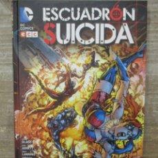 Cómics: ESCUADRON SUICIDA - EL ALZAMIENTO DE BASILISCO - TOMO TAPA DURA - DC COMICS - ECC. Lote 173840150