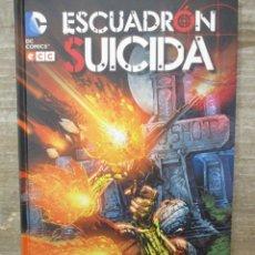 Cómics: ESCUADRON SUICIDA - LA MUERTE ES PARA LOS CAPULLOS - TOMO TAPA DURA - DC COMICS - ECC. Lote 173840217