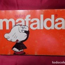 Cómics: MAFALDA. Nº 9. EDITORIAL LUMEN. Lote 173866877