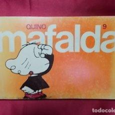 Cómics: MAFALDA. Nº 9. EDITORIAL LUMEN. Lote 173866905