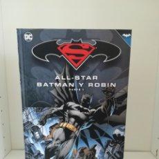 Cómics: ALL STAR BATMAN Y ROBIN PARTE 1 (BATMAN SUPERMAN COLECCIONABLE #1) (ECC EDICIONES). Lote 173891542