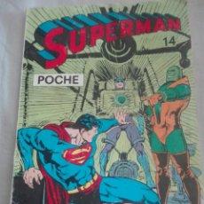 Cómics: SUPERMAN NÚMERO 14 EDICIÓN BOLSILLO BIMESTRAL EN FRANCÉS. Lote 173920093