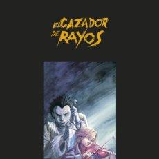 Cómics: CÓMICS. EL CAZADOR DE RAYOS INTEGRAL - KENNY RUIZ (CARTONÉ) ED ESP ANIVERSARIO. Lote 173941067