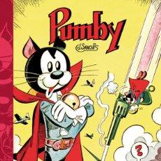 Cómics: CÓMICS. PUMBY 01. EL ORIGEN DE SUPER PUMBY Y OTRAS HISTORIAS - JOSÉ SANCHIS GRAU (CARTONÉ). Lote 173942204