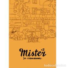 Cómics: COMIC MISTER #2 (ESTEBAN HERNANDEZ) . FANZINE PACO ALCAZAR PUÑO MAURO ENTRIALGO. Lote 173944418