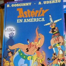 Cómics: ASTERIX EN AMERICA. - GOSCINNY/UDERZO.. Lote 173733640