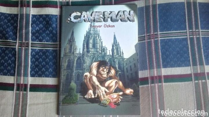 COMIC CAVEMAN DE TAYYAR OZKAN TOMO (Tebeos y Comics Pendientes de Clasificar)