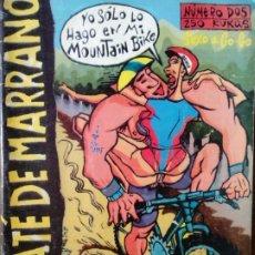 Cómics: PATE DE MARRANO Nº 2 - COMIX UNDERGROUND -. Lote 174084355