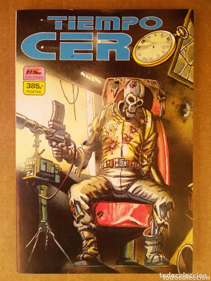 RETAPADO TIEMPO CERO: NÚMEROS 1-2-3-4 (MC EDICIONES). POR ALAN MOORE Y OTROS. 144 PÁGINAS A COLOR (Tebeos y Comics - Comics otras Editoriales Actuales)