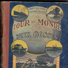 Cómics: TOMO * LE TOUR DU MONDE DE DEUX GOSSES * (AÑO 1925). Lote 174099997