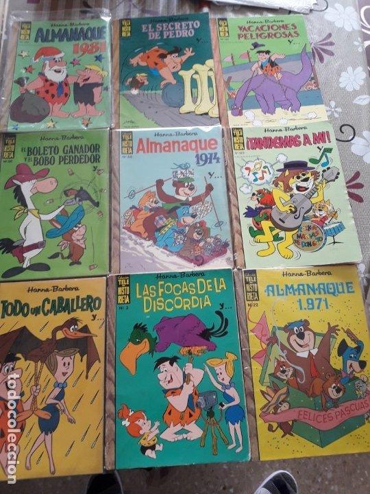 JOVIAL TELE HISTORIETA 9 NUMEROS (Tebeos y Comics - Comics Pequeños Lotes de Conjunto)