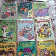Fumetti: JOVIAL TELE HISTORIETA 9 NUMEROS. Lote 174155444