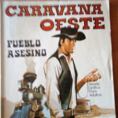 Cómics: CARAVANA OESTE 21. Lote 174157398