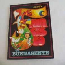 Cómics: FRANCISCO EL BUENAGENTE. CORTÉS. EDICIONES PAULINAS. 1991. . Lote 174192024