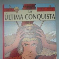 Cómics: ALIX LA ÚLTIMA CONQUISTA- TAPA DURA #. Lote 174213673