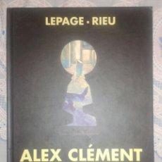 Cómics: ALEX CLEMENT HA MUERTO: GLENAT. Lote 86322056