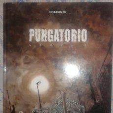 Cómics: PURGATORIO: LIBRO 1: UNICO EDITADO: CHABOUTE: GLENAT. Lote 86322064