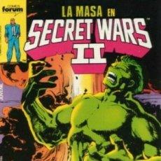 Cómics: SECRET WARS II - Nº 23. Lote 174235292