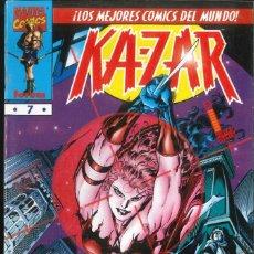 Cómics: KA-ZAR NÚMERO 7 CÓMICS FÓRUM MARVEL. Lote 174253215