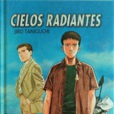 Cómics: CIELOS RADIANTES DE JIRO TANAGUCHI. Lote 174311497
