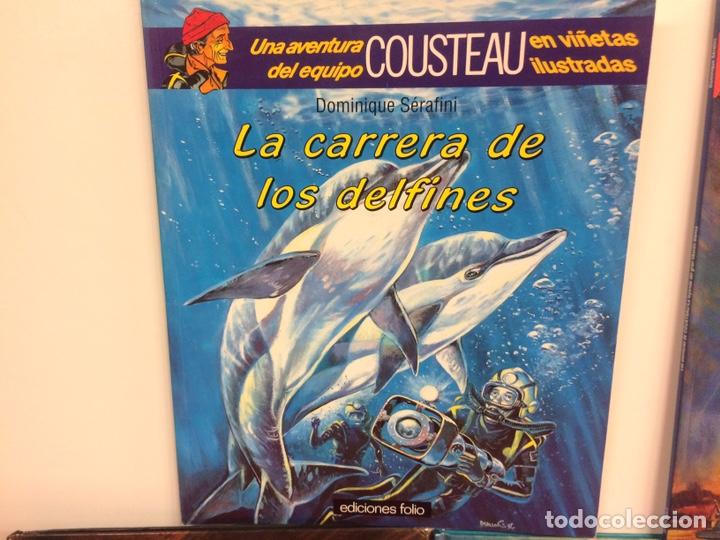 Cómics: Cómic de cousteau - Foto 2 - 194091406