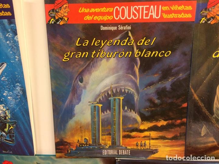 Cómics: Cómic de cousteau - Foto 3 - 194091406