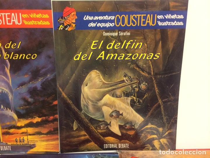 Cómics: Cómic de cousteau - Foto 4 - 194091406