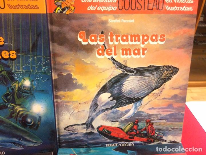 Cómics: Cómic de cousteau - Foto 5 - 194091406