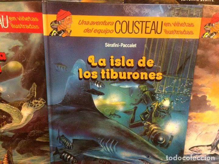 Cómics: Cómic de cousteau - Foto 6 - 194091406