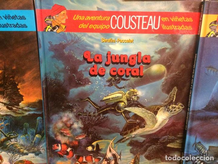 Cómics: Cómic de cousteau - Foto 7 - 194091406