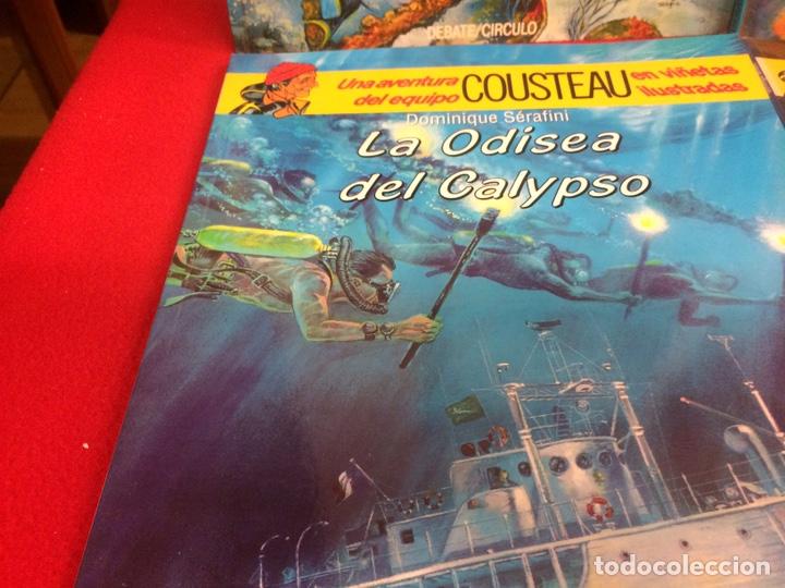 Cómics: Cómic de cousteau - Foto 9 - 194091406