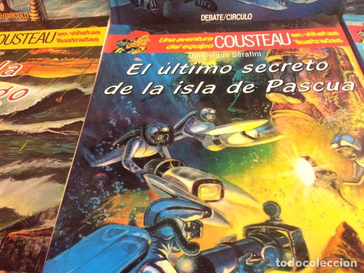 Cómics: Cómic de cousteau - Foto 11 - 194091406