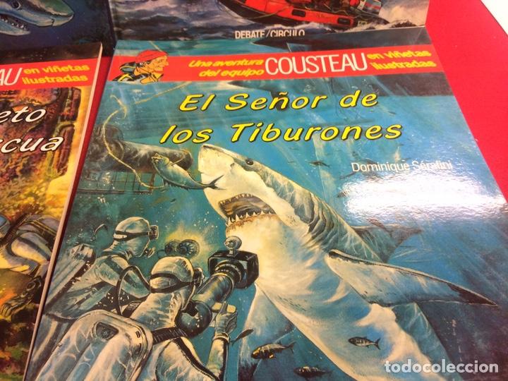Cómics: Cómic de cousteau - Foto 12 - 194091406