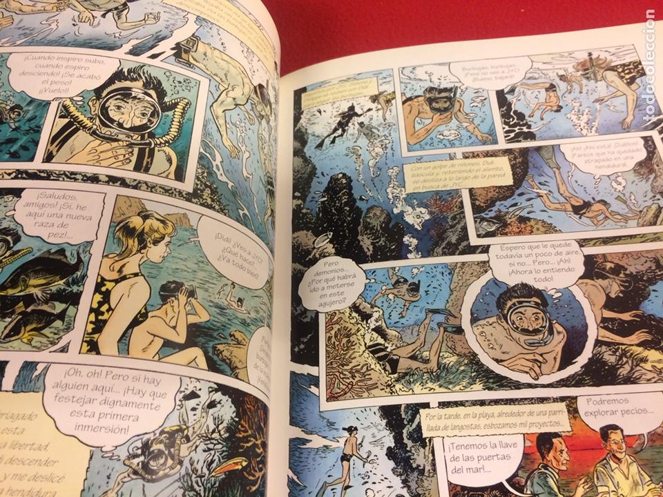 Cómics: Cómic de cousteau - Foto 16 - 194091406