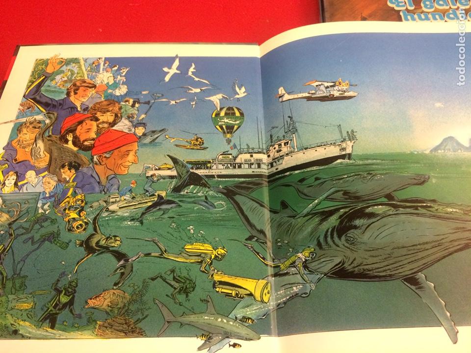 Cómics: Cómic de cousteau - Foto 17 - 194091406