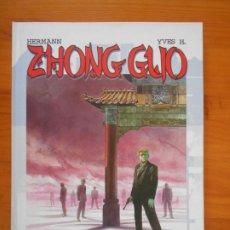 Cómics: ZHONG GUO - HERMANN, YVES H. - DOLMEN EDITORIAL - TAPA DURA (U). Lote 174373458