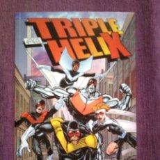 Cómics: TRIPLE HELIX YERMO EDICIONES. Lote 174405753