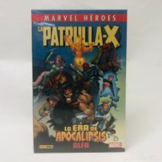 Cómics: COMIC LA PATRULLA X - LA ERA DE APOCALIPSIS - PANINI PRECINTADO MARVEL / N-9138. Lote 174460139