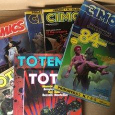 Cómics: LOTE COMICS CLÁSICOS CIMOC, CREEPY, TOTEM.... Lote 174521304