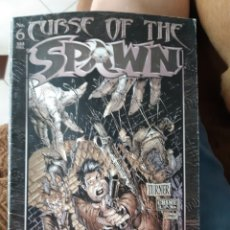 Cómics: TEBEOS-CÓMICS CANDY - CURSE OF THE SPAWN 6 - IMAGE - AA99. Lote 174522862