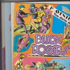 Cómics: BUCK ROGERS POR PHIL NOWLAN. COMPLETA 5 TOMOS. EDITORIAL ESTEVE. Lote 174567495