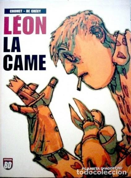 LEON LA CAME - VOLUMEN 2 - PLANETA (Tebeos y Comics - Comics otras Editoriales Actuales)