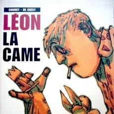 Cómics: LEON LA CAME - VOLUMEN 2 - PLANETA. Lote 174574782