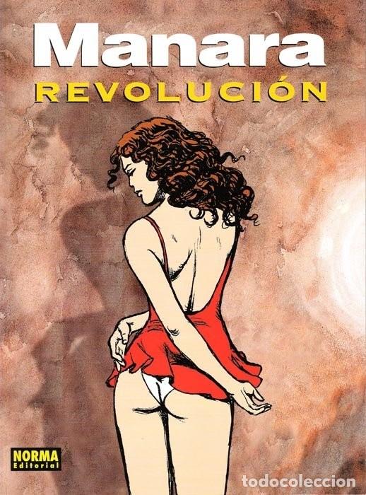 MANARA - REVOLUCIÓN - NORMA (Tebeos y Comics - Comics otras Editoriales Actuales)
