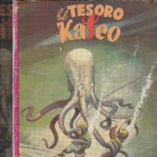 Cómics: EL TESORO DE KALEO-ED. MOLINO-AGOSTO 1952. Lote 174962283