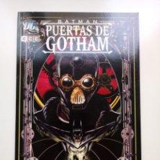 Cómics: BATMAN: PUERTAS DE GOTHAM - ECC EDICIONES - DESCUENTO 20%¡¡¡¡. Lote 174987250